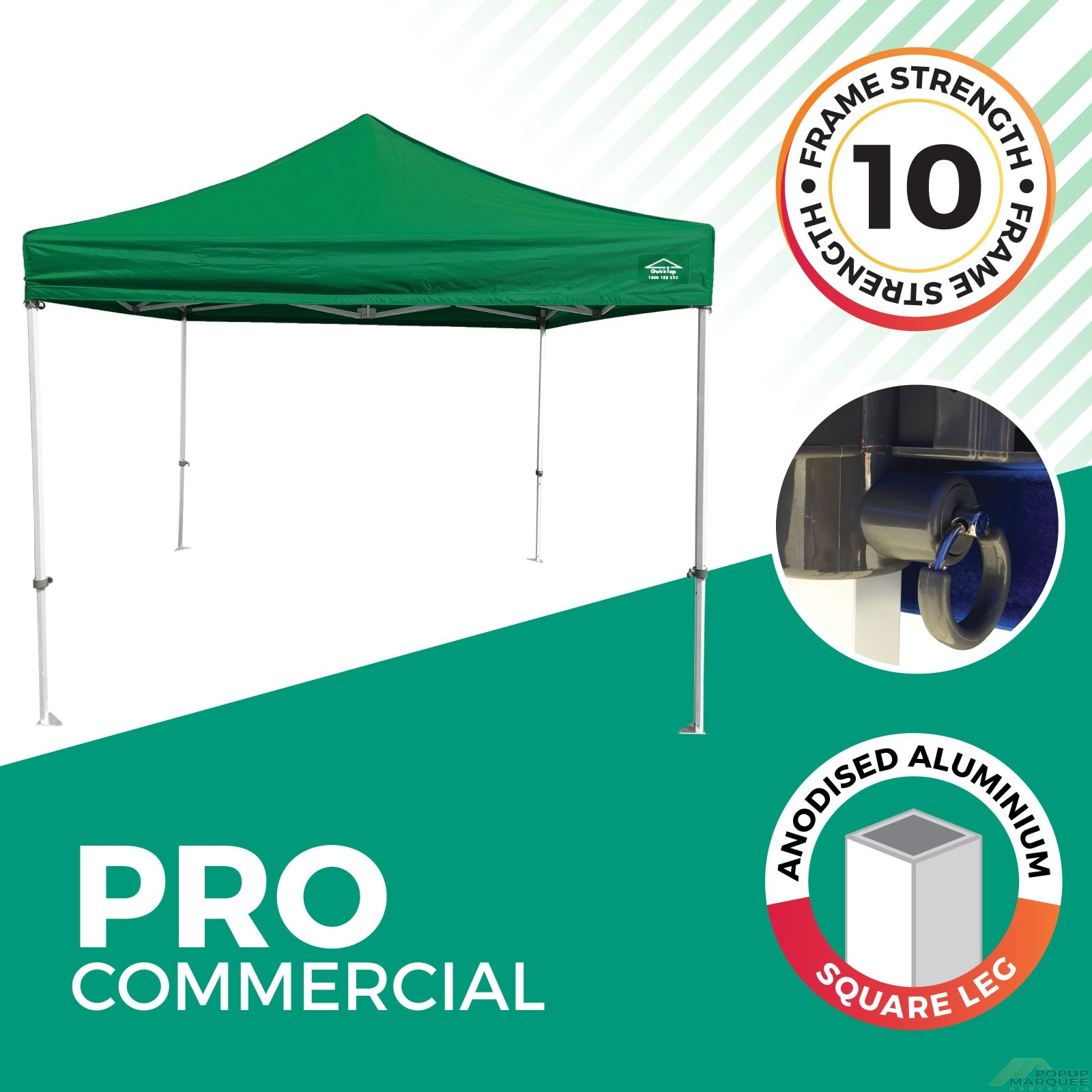 QuickTop Pro  Marquee