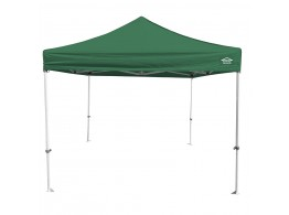 QuickTop 3x3m Green Pop Up Marquee