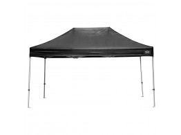 QuickTop 3x4.5m Black Pop Up Marquee