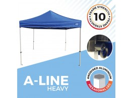 """A-Line"" Popup Marquee"