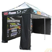 Popup Marquee Door Wall