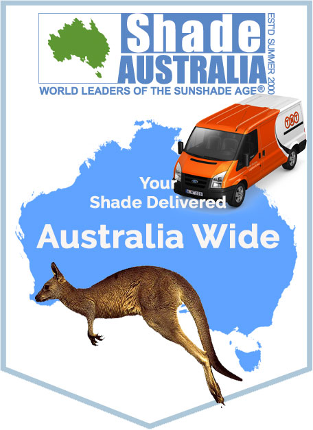 Australia Wide Shade Deliveries