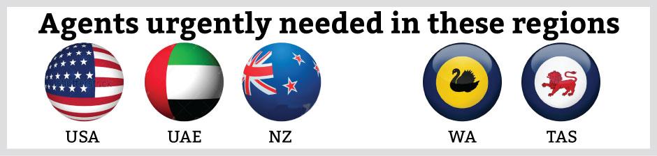 Shade Australia Agents Needed