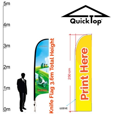 QuickTop Popup Tent Package Deal