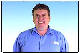 Mark Bateman, Sales Manager